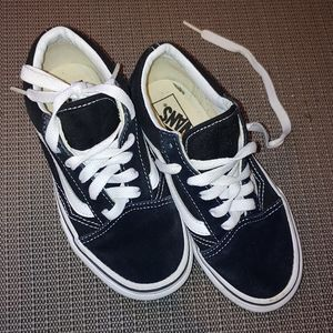 Toddler Vans size 13